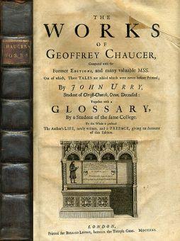 Koleksi puisi Chaucer berkisar tentang budaya dan cara hidup barat yang cuba didoktrinkan kepada masyarakat