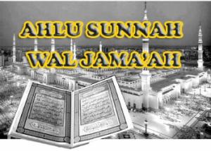 Sumber rujukanAhli Sunnah Wal Jama'ah berteraskan al-Quran dan al-Hadith sebagai garis panduan