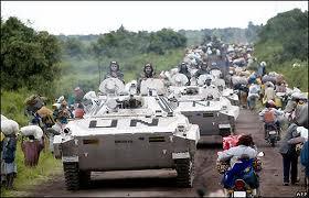 Campurtangan PBB di dalam urusan dalaman negara bergolak hanya menambah penderitaan kepada rakyat. Tiada perancangan jangka panjang untuk keselamatan negara. Hanya tertumpu kepada mengurus hasil-mahsul dan kepentingan Barat