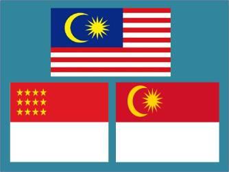 Lakaran bendera rasmi Republik Malaysia yang dicadangkan oleh G17 dan kuncu-kuncunya