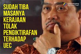 Kerajaan perlu bertegas dalam mempertahankan keistimewaan kaum Melayu Bumiputera, bukan sekadar MENIKUS dan mengikut TELUNJUK anasir luar