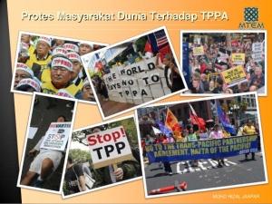 Ketakutan dan kerisauan rakyat terhadap TPPA mampu mencetuskan perbalahan