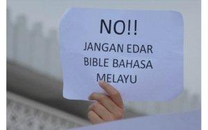 Jangan kita lupa dan alpa tentang keputusan Mahkamah Rayuan yang akan membuat keputusan samada kalimah Allah boleh digunakan oleh orang bukan Islam