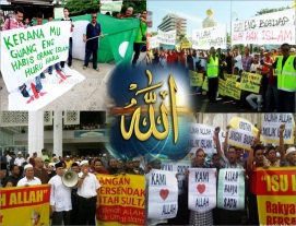 Cadangan penggunaan kalimah Allah di dalm Bible telah mencetuskan perasaan amarah di kalangan umat Islam