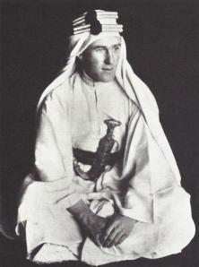 Lawrence of Arabia merupakan seorang agen British dan ahli Freemason yang Berjaya memecah-belahkan masayarakat Arab secara halus