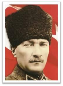 Presiden Pertama Republik Turki yang mengasaskan dasar pemerintahan Sekularisme di kalangan umat Islam