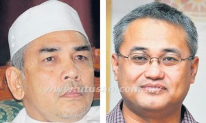 Pemecatan Ustaz Hasan Basri dan Norman Toha tanpa notis dan pembelaan menyokong tindakan PAS yang bersifat kuku besi