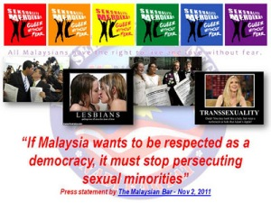 Seksualiti Merdeka merupakan komponen utama kepada agenda COMANGO yang berselindung di sebalik Hak-Hak Asasi Manusia