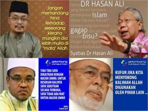 Tindakan PAS memecat ahlinya yang MESRA UMNO meningkatkan sentimen kepercayaan kepada kepimpinan PAS