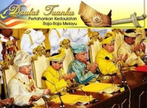 """Raja-Raja Melayu merupakan simbol kepada  """"Bayangan Allah di muka bumi"""""""