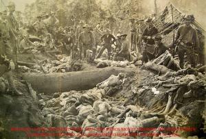 Penentangan umat Islam Moro bertambah getir apabila Amerika Syarikat telah menjajah Mindanao bermula 1898 - 1946. Kekejaman dan penindasan ke atas Moro semakin buruk tanpa belas kasihan