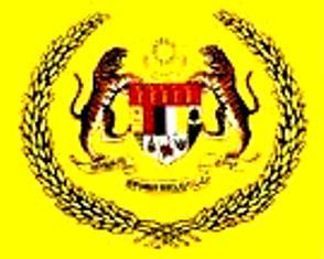 Jata Diraja menggambarkan kedaulatan Raja-Raja Melayu