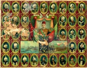 Institusi Khalifah (Raja-Raja) dilupuskan dan digantikan dengan pemerintahan bercorak Republik oleh Kamal Ataturk