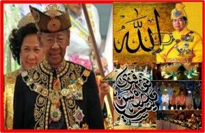 Yang Dipertuan Agong merupakan simbol Kesultanan Raja-Raja Melayu yang dihormati dan disanjungi oleh masyarakat