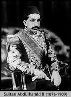Sultan Abdulhamid II menghadapi tekanan kuasa Barat dan ancaman subversi oleh pihak pembangkang