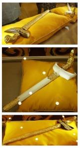 Janganlah kita jadikan warisan Kesultanan Melayu sebagai bahan pameran di muzium seperti keris