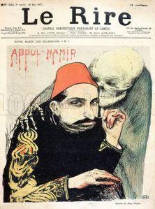 Propaganda Barat telah mempersenda dan memalukan Sultan Abdulhamid II melalui karikatur