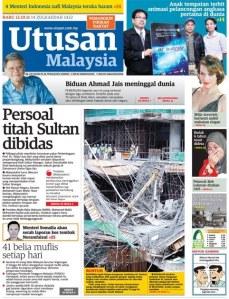 Gelagat Prof. Dr. Abdul Aziz yang mempersoalkan titah Sultan Selangor tentang pemeriksaan orang Islam yang murtad di sebuah gereja di Damansara Utama