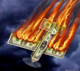 Demi memastikan ekonomi sesebuah negara dijajah, Amerika Syarikat sanggup memperuntukan kewangan untuk mencapainya