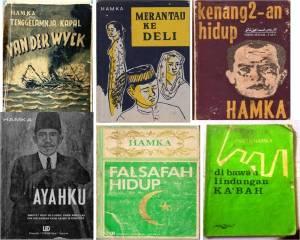 Koleksi judul novel yang ditulis oleh Hamka berteraskan kemanusiaan