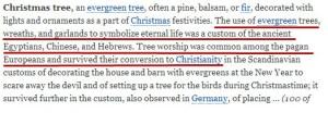 Pengertian Krismas menurut pandangan penyelidik Barat.
